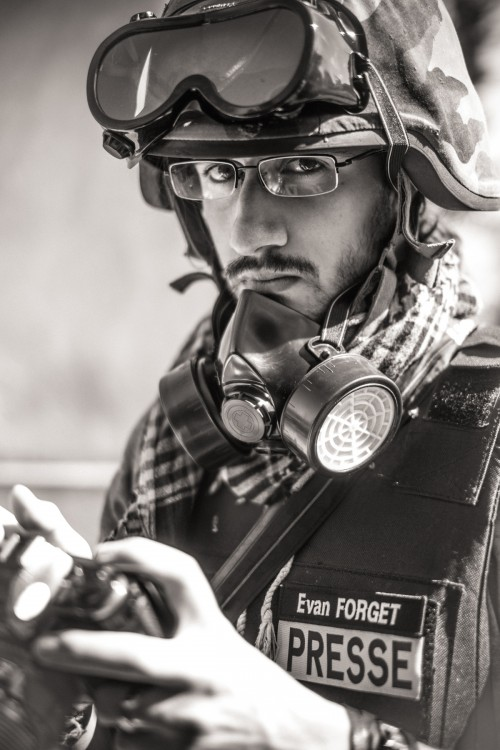 War photographer - Evan Forget - Photographe sur Nantes - www.ev