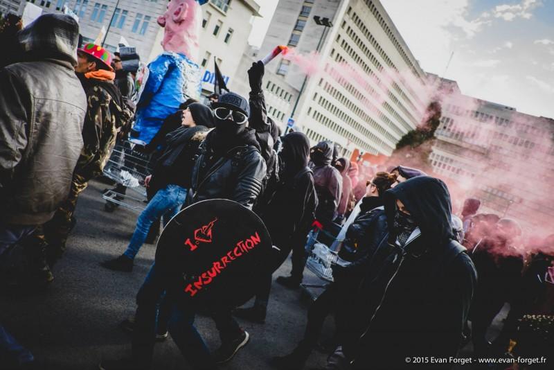 Émeute du 21 février 2015