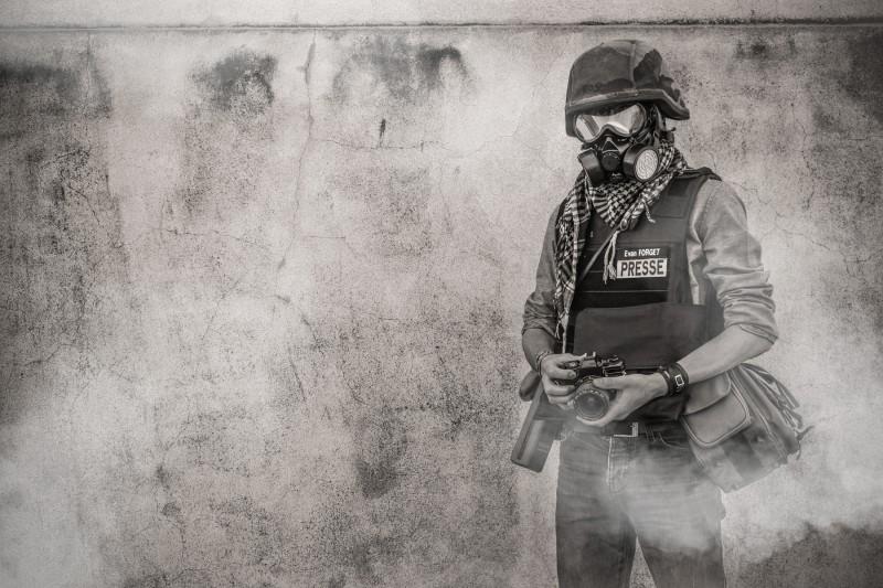War photographer - Evan Forget - Photographe sur Nantes - www.ev