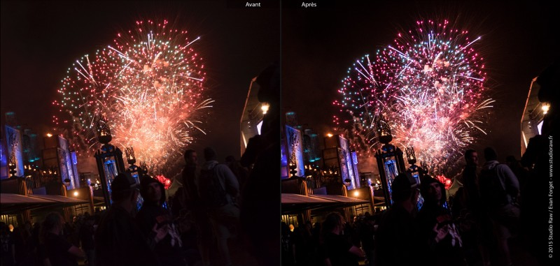 Evan Forget - feu d'artifice 2015 - Studio Raw - Photographe Nantes