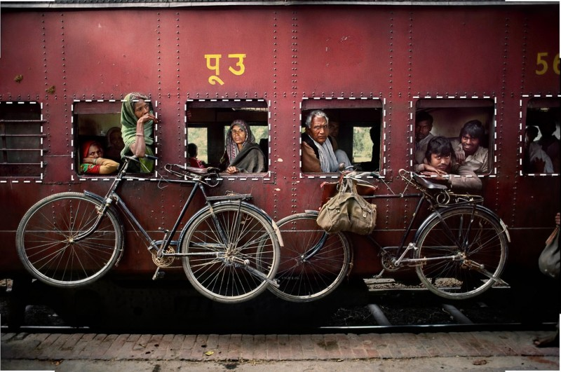 Photo par Steve McCurry - Article sur Studio Raw