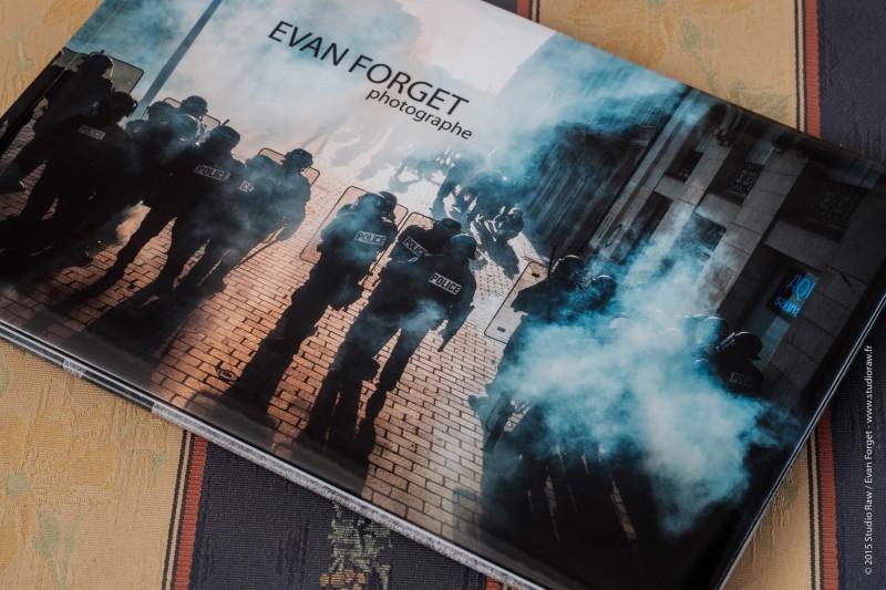 Test livre Saal Digital pour Studio Raw par Evan Forget