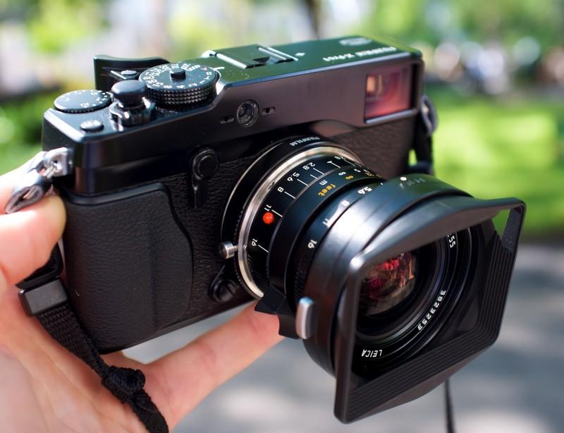 Fujifilm X-Pro1 Leica Lenses 482