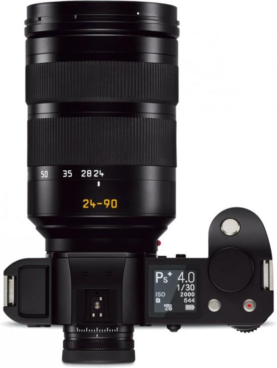 Leica SL + son objectif en kit